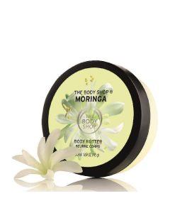 The body shop softening body butter moringa 200ml