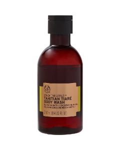 The body shop spa of the world tahitian tiaré body wash 250ml