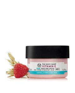 The body shop vitamin e gel moisture cream 50ml