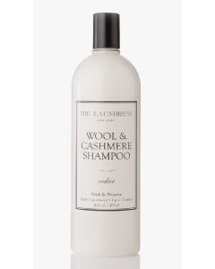 The laundress new york wool & cashmere shampoo cedar 475ml