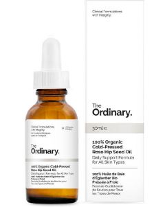 The ordinary hydrators & oils 100% organic cold-pressed rose hip seed oil 30ml