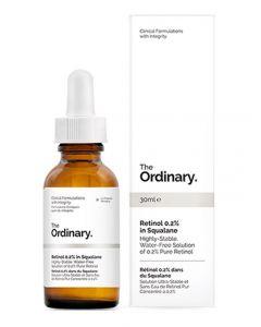 The ordinary retinoids retinol 0.2% in squalane 30ml