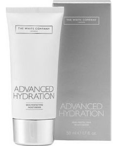 The white company london advanced hydration skin-perfecting moisturiser 50ml