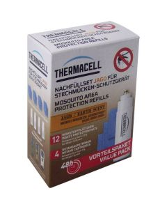 Thermacell mosquito area protection refills value pack