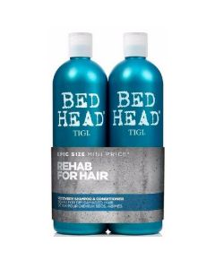 Tigi bed head rehab for hair recovery shampoo & conditioner 2 x 750ml