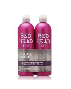 Tigi bed head up all night fully loaded shampoo & conditioner 2 x 750ml