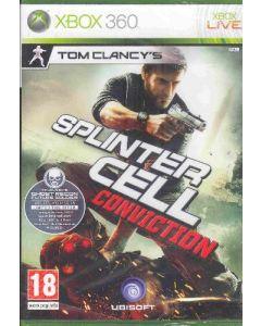 Xbox 360 Spil Tom Clancy's Splinter Cell - Conviction