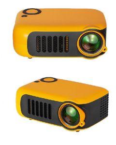 Transjee A2000 mini projector orange
