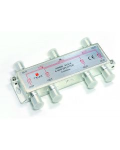 Triax 6-way splitter 349806 SCS-6