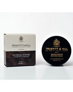 Truefitt & hill sandalwood shaving cream 190g