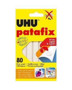 UHU patafix glue pads hæftemasse 80 stk.