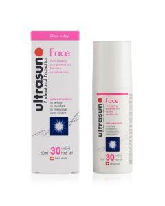 Ultrasun face anti-ageing sun protection 30 high SPF 50ml