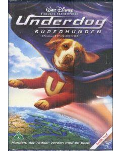 Dvdfilm Underdog Superhunden