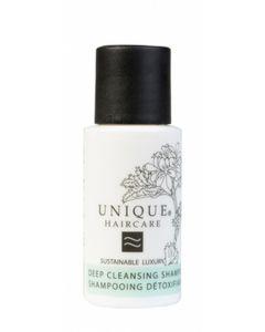 Unique haircare deep cleansing shampoo 50ml
