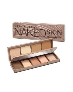 Urban decay naked skin shapeshifter color correct highlight palette