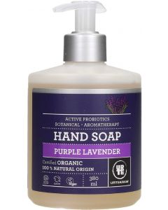 Urtekram hand soap purple lavender 380ml