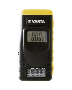 Varta lcd digital battery tester