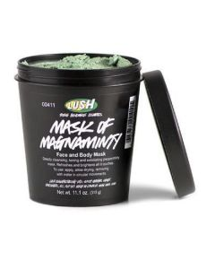 Vegan lush mask of magnaminty face and body mask 315g