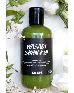 Vegan lush wasabi shan kui shampoo 110g