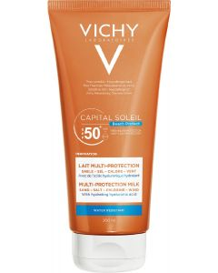 Vichy capital soleil SPF50+ multi-protection milk 200ml