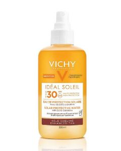 Vichy idéal soleil solar protection water with beta-carotene SPF30 200ml