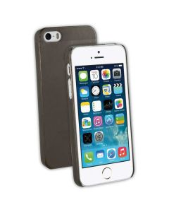 Vivanco iphone 5S/SE slim cover sort (36258)