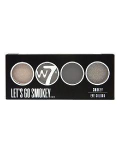 W7 let's go smokey eye colour 5g