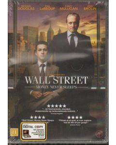 Dvd Blueray Wall Street 2 - Money Never Sleeps
