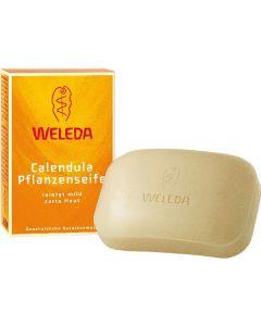 Weleda calendula pflanzenseife reinigt mild 100g