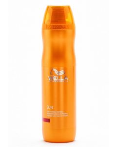 Wella professionals sun hair and body shampoo 250ml