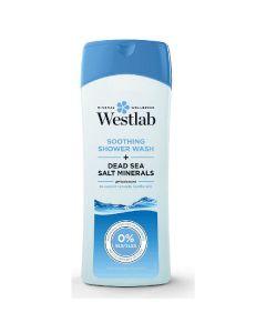 Westlab soothing shower wash dead sea salt minerals 400ml