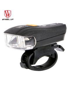 Wheel up bicycle lamp light sensors cree xpg +2led beads