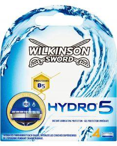 Wilkinson sword hydro 5 gel protection 5 blade 4pk.