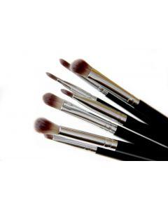 Lamora eye brush set 7 pensler