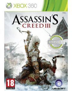 Xbox 360 spil Assassin's Creed 3
