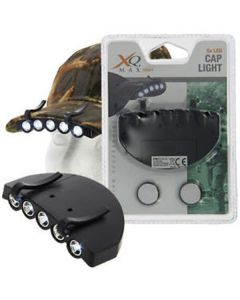 XQ max fishing 5x led cap light