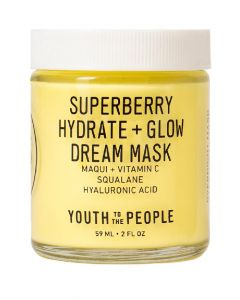 Youth to the people superberry hydrate + glow dream mask 59ml