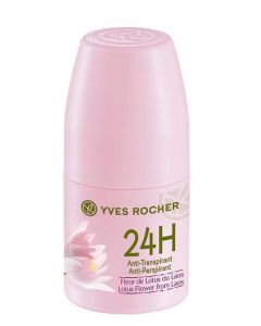 Yves rocher 24H anti-perspirant lotus flower from laos 50ml (Dato)