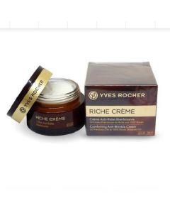 Yves rocher riche créme comforting anti-wrinkle cream day 50ml
