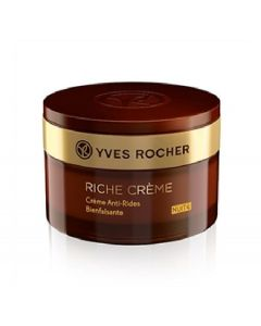 Yves rocher riche créme comforting anti-wrinkle cream night 50ml