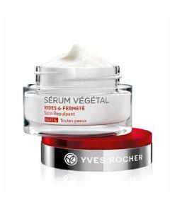 Yves rocher sérum végétal wrinkles & firmness plumping care night 50ml