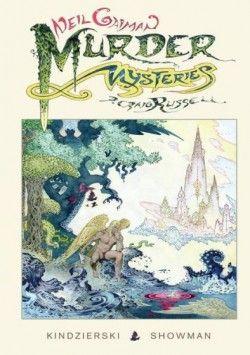 Neil Gaiman - Murder mysteries