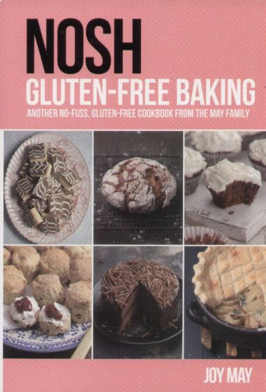 Joy May - Nosh gluten free baking