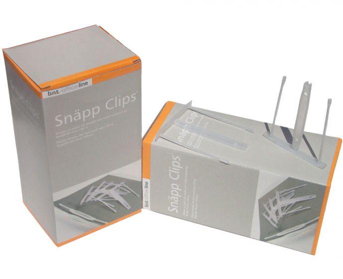 Snap clips til arkivering 50 stk