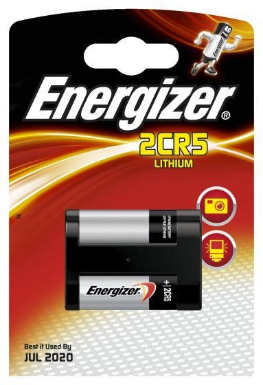 Energizer lithium photo 2CR5 6V