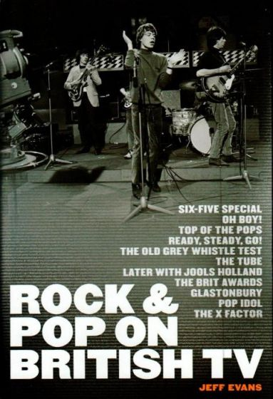 Jeff Evans - Rock & Pop on British TV